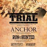 Concert Trial, Anchor si multi altii in Club Fabrica