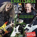 Chitaristul Chimaira participa la EMG Metallica Challenge