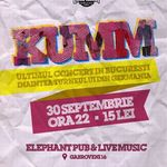Concert Kumm in Elephant Pub din Bucuresti