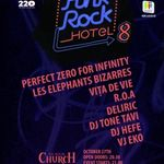 Funk Rock Hotel 8 in The Silver Church Bucuresti