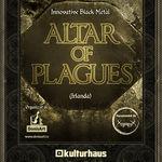Concert Altar Of Plagues sambata in Kulturhaus