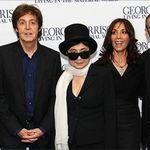 Membrii Beatles au participat la premiera filmului Living In The Material World