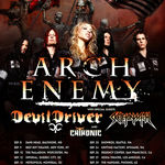 Filmari cu Arch Enemy in Arizona