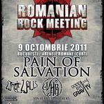 Au mai ramas patru zile pana la Romanian Rock Meeting