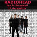 Concert Radiohead pe 17 decembrie la Bucuresti?