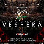 Concert de lansare a primului album Vespera in Irish Music Pub Cluj