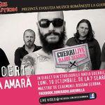 Luna Amara in concert la Radio Guerrilla