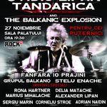 Concert Ovidiu Lipan Tandarica la Sala Palatului