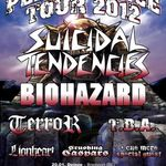 Biohazard si Suicidal Tendencies pornesc in turneu european