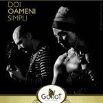 Luiza Zan si Sorin Romanescu, 'Doi oameni simpli' pe scena Godot Cafe-Teatru