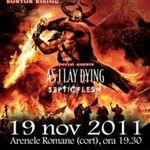 Primele concerte din turneul Amon Amarth si AILD sunt sold out