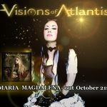 Asculta fragmente de pe noul EP Visions Of Atlantis