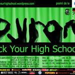 Byron lanseaza editia a treia a concursului byron - Rock Your High School