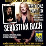 Sebastian Bach a fost intervievat in Suedia (video)