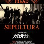Filmari cu Machine Head in Brazilia