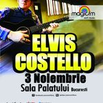 Turneul international al lui Elvis Costello se apropie de a fi sold out