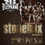 Stonebox si RPS in Elephant: Gig intim