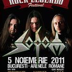 Tom Angelripper (Sodom) vorbeste despre concertul din Romania