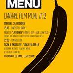 O proiectie de film si un concert, la lansarea revistei Film Menu #12