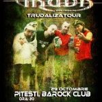 Concert Truda in Barock Club din Pitesti