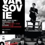 Concert Varsovie in Zorki Off The Record Cluj