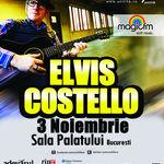 Elvis Costello, un rockstar autentic cu pretentii de om obisnuit