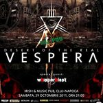 Concert de lansare Vespera sambata la Cluj-Napoca