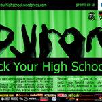 Mai sunt 6 zile de inscrieri la concursul byron - Rock Your High School