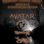 Concert Avatar si Indian Fall la Timisoara