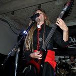 Poze cu Necrodeath si Riul Doameni in concert la Bucuresti