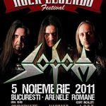 Concert Sodom sambata la Arenele Romane din Bucuresti