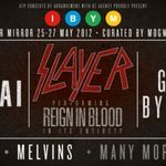 Slayer vor canta integral albumul Reign In Blood