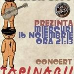 Concert Tapinarii si FolkFrate in Iron City