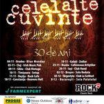 Castiga cinci invitatii duble la concertul Celelalte Cuvinte la Bucuresti