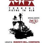 Concert Luna Amara si White Walls sambata in Constanta