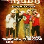 Concert Truda sambata la Timisoara
