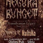 Concert Negura Bunget in Oldies Pub Sibiu