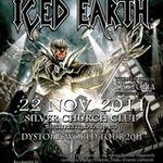 Iced Earth au ajuns in Romania. Programul concertului