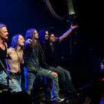 Iced Earth la Bucuresti: Distopia Heavy Metal