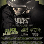 Hellfest devine din nou festivalul metal al anului