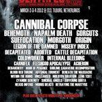 Noi trupe confirmate pentru Neurotic Deathfest 2012