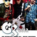 O noua formula G3 pentru 2012: Satriani-Vai-Lukather