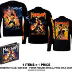 Manowar & HolyHell - 5 noi pachete promotionale pe The Kingdom Of Steel