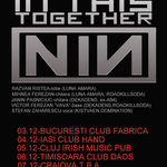 Turneul tribut Nine Inch Nails in Romania: 90 de minute de muzica live