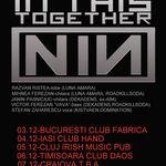 Conditii de exceptie pentru turneul tribut Nine Inch Nails in Romania