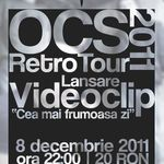 Concert de lansare videoclip OCS in Wings Club