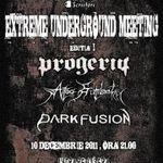 Extreme Underground Meeting sambata la Targoviste