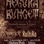 Concert Negura Bunget in Oldies Pub din Sibiu