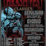 Trailer oficial pentru Thrashfest Classics 2011