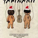 Concert Tapinarii in Elephant Pub din Bucuresti